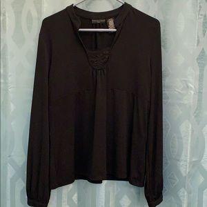 Apostrophe women's size XLP black long sleeve